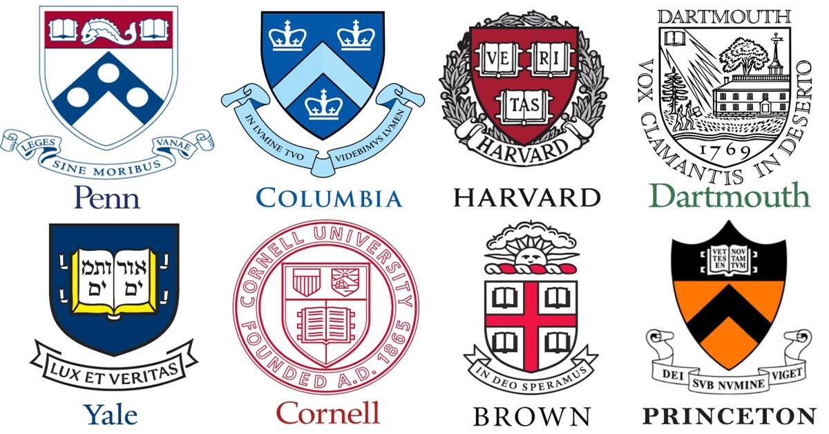 Nhóm 8 trường Ivy League