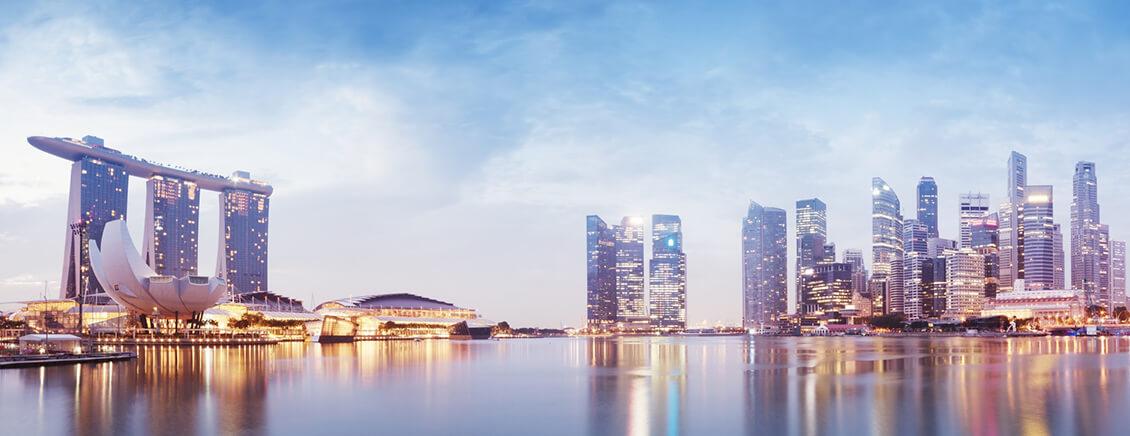 Singapore với nền kinh tế phát triển vượt bậc