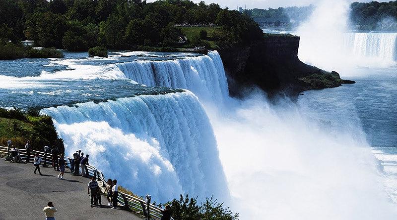 Thác Niagara hùng vĩ