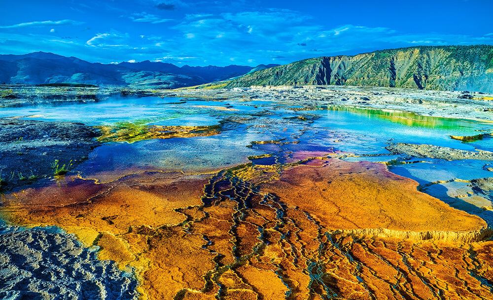 Vườn quốc gia Yellowstone – vườn quốc gia đầu tiên trên thế giới
