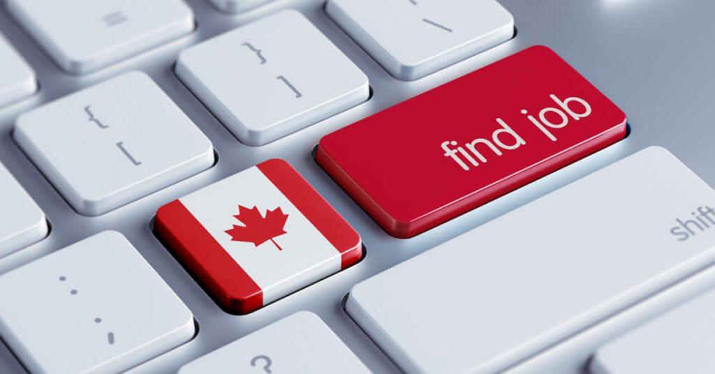 Việc làm ở Canada