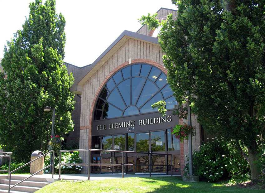 Fleming-College-campus