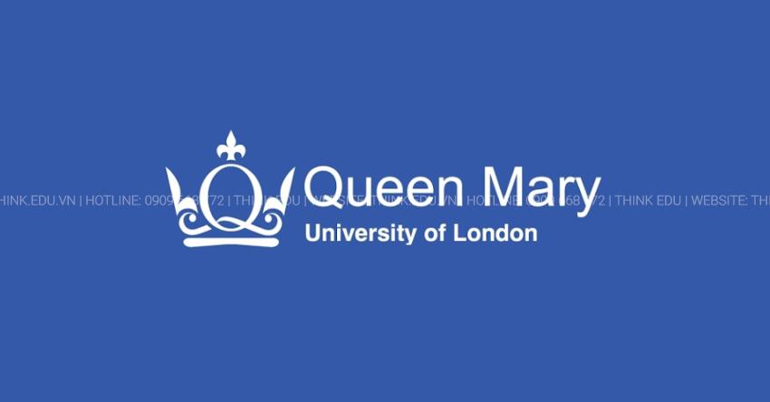 Queen Mary University là một trong 24 trường đại học hàng đầu tại Anh