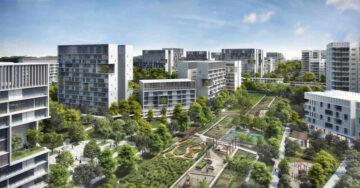 Ngành xây dựng tại Singapore rất phát triển và đạt được nhiều thành công vang dội