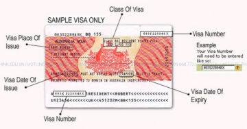 Hướng dẫn tự kiểm tra tình trạng visa Úc